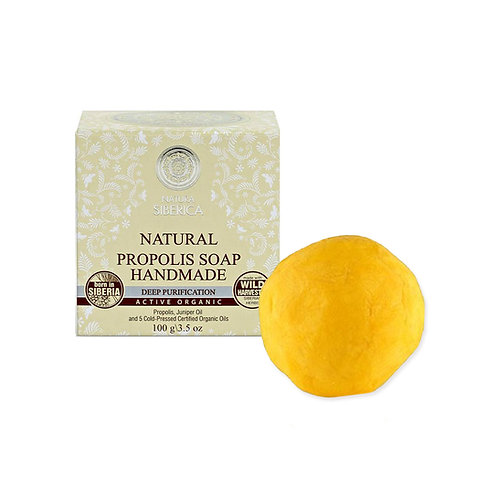 Natural Propolis Soap Handmade