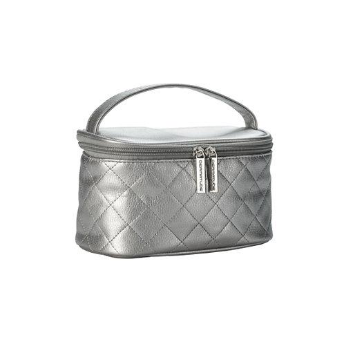 Dermatude Cosmetic Bag Silver