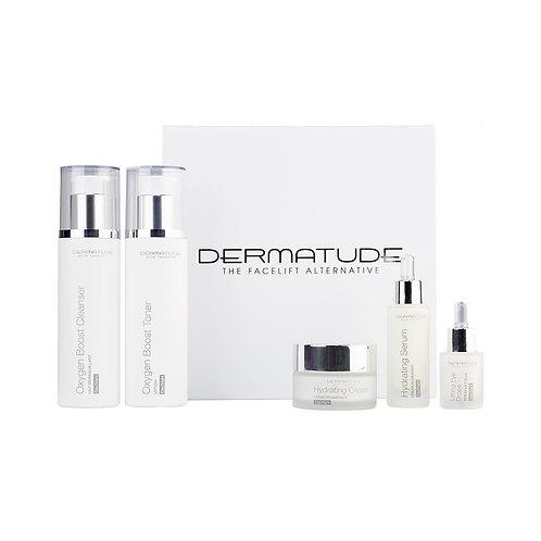 Dermatude Hydrating Skin Care Set