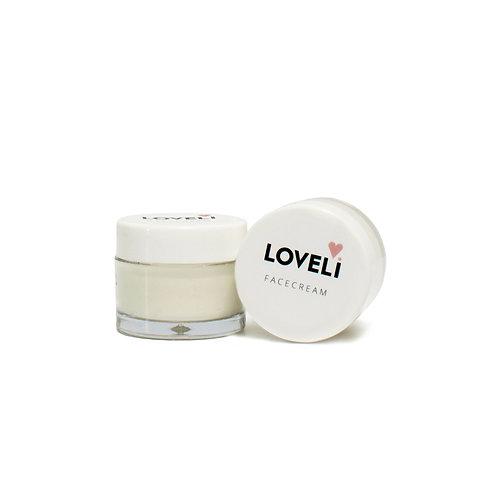 Loveli Face Cream travelsize 10 ml
