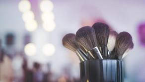 Make-up penselen reinigen