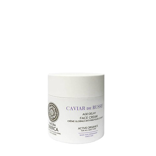 Natura Siberica Caviar de Russie Age-Delay Face Cream 50 ml