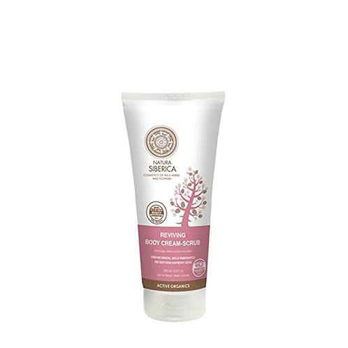 Natura Siberica Reviving Body Cream-Scrub 200 ml