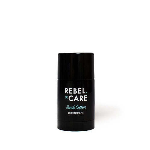 Loveli Deodorant Rebel Fresh Cotton 30 ml - voor hem