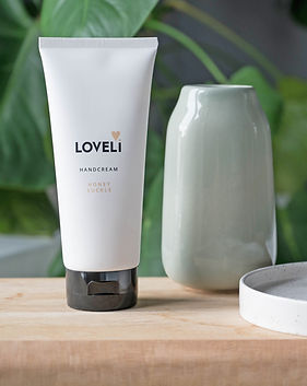 LOVELI body care producten - Your Style.