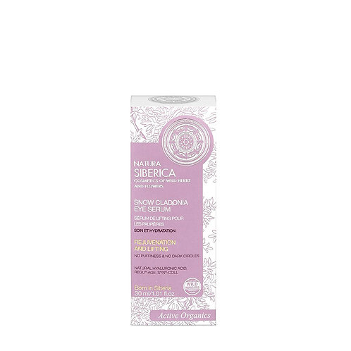 Natura Siberica Snow Cladonia Eye Serum 30 ml