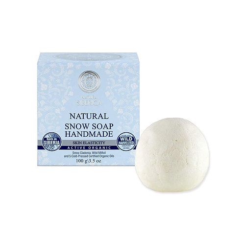 Natura Siberica Natural Snow Soap Handmade 100 gram