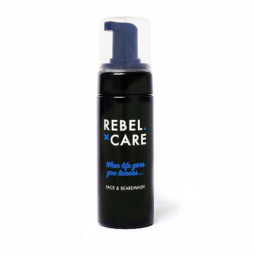 Loveli Rebel Face Wash 150 ml - voor hem
