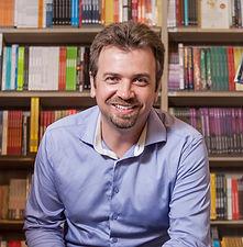 Clayton Melo, autor de Helifort Sky