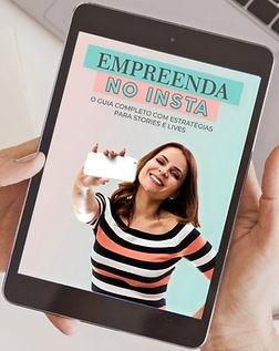 E-book Gratuito Empreenda no Insta, Luana Trindade
