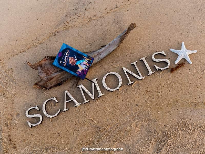 Scamonis - o outro lado de mim, Marcela Franca