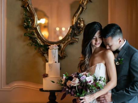 The Historical California Club Dream Wedding Venue in LA (Featured in Tacari Weddings)