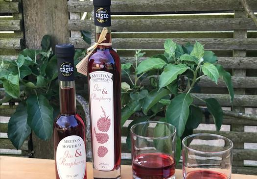 Gin & Raspberry