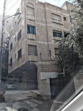 شقة للبيع مساحة 110 متر في ضاحية الامير حسن قرب ديوان الخدمة المدنية