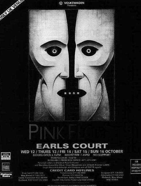 1994-10-12 to 29 - Earls Court Exhibitio