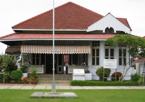 Sukharno home, Bengkulu