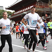 Giles Leonard - Tokyo Marathon 2012.jpg