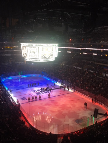 NHL at Staples Centre