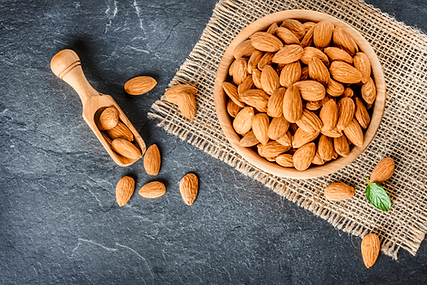 almonds, top shot, nuts, seeds, heathy fruits, fresh, mamra, badam
