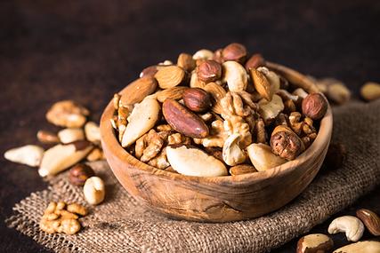 premium nuts, brazilian, mamra, almonds, walnuts, hazelnuts, peacan nuts