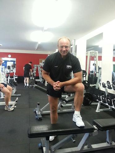 Rich Draper Personal Trainer