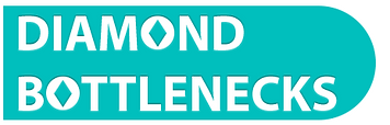 Diamond bottlenecks logo