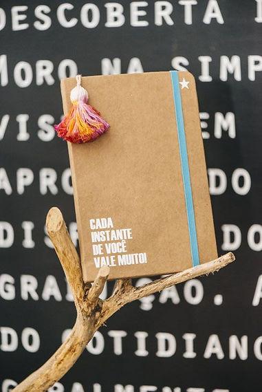 Sketch book queridinho da Casa Instante.