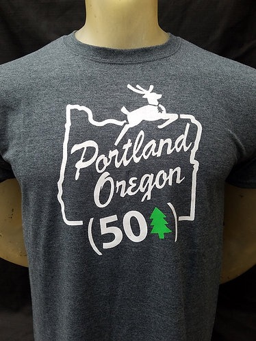 Portland Stag Tee