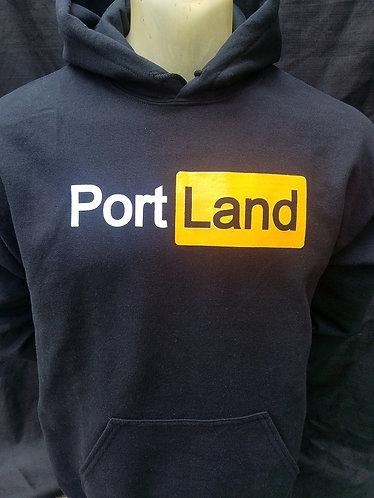 Port Land Logo