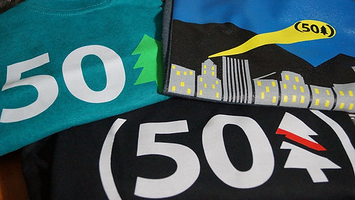 Tree (3) Tees for $50 (S-XL Only)