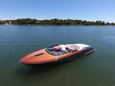 Riva 33 Yacht