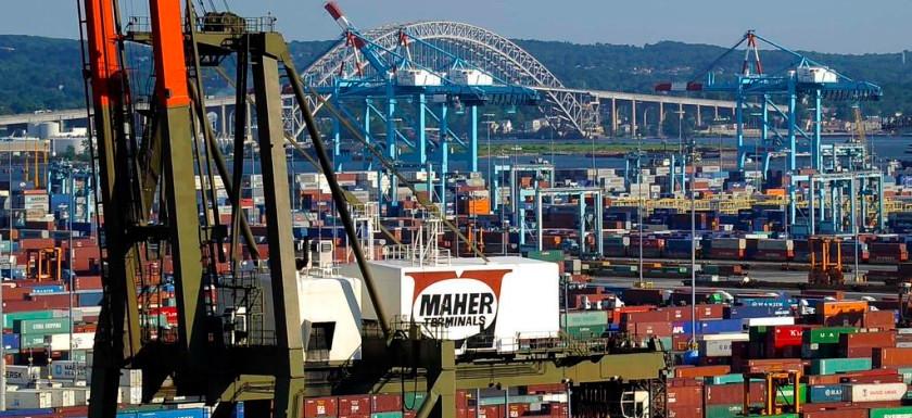 Don't Miss Next Week's Event: Maher Terminal Port Tour