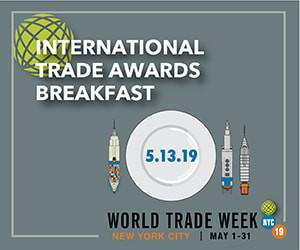 CSCMP NY/NJ Roundtable Nominated for World Trade Week NYC Award