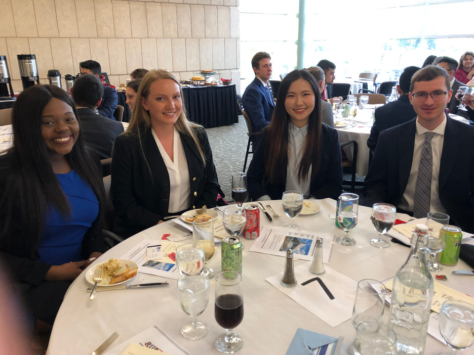 Board Members Attend 2019 Rutgers Supply Chain Banquet