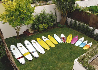 Sufboards Europe