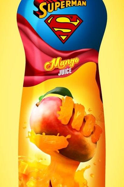 Superman Mango Juice