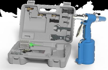 Air Hydraulic Riveter Kit HT-9601K