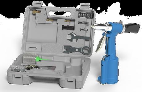 Air Hydraulic Riveter Kit HT-9600K