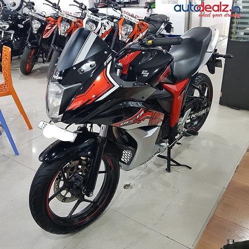 Suzuki Gixer SF 150 FI ABS BSIV