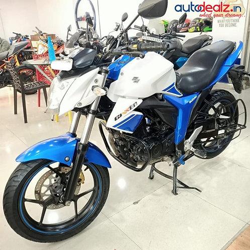 Suzuki Gixer 150