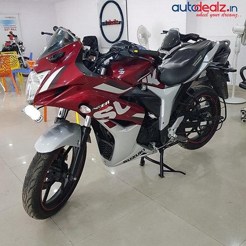 Suzuki Gixer SF ABS