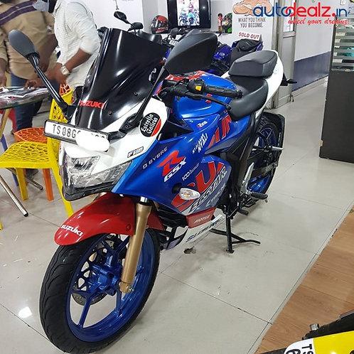 Suzuki Gixxer SF FI ABS