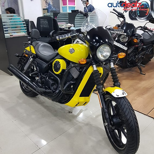 Harley Davidson XG 750
