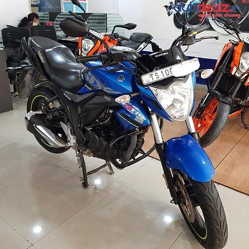 Suzuki Gixxer Special Edition