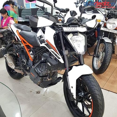 KTM Duke 250 BSIV