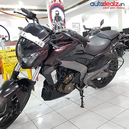 Bajaj Dominar D 400 ABS