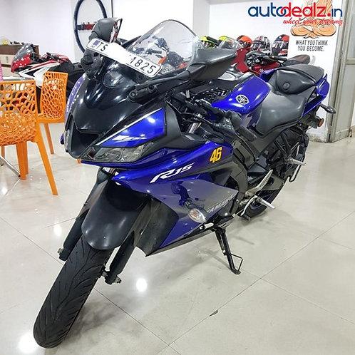 Yamaha YZF R15 V3 BSIV