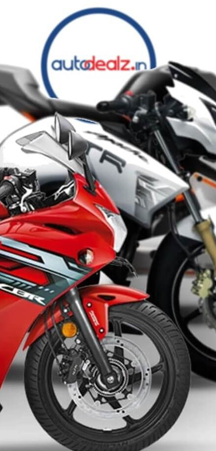 autodealz showroom pic, bike collection