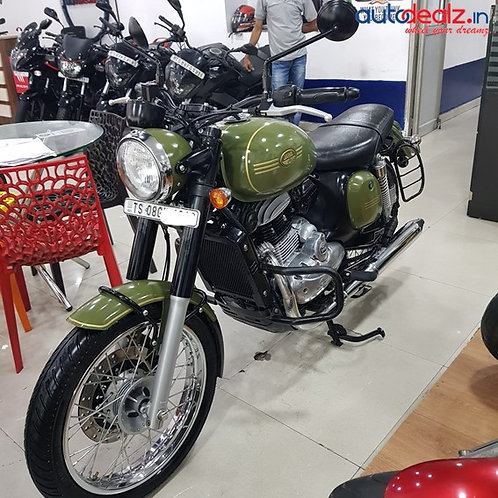 Jawa Forty Two Dual ABS