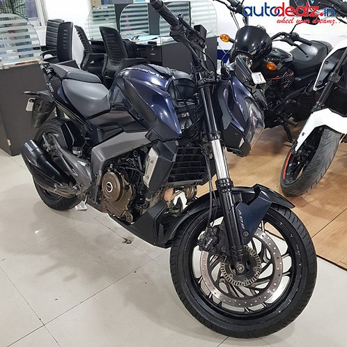 Bajaj Dominar D 400 ABS